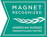 Magnet recognition from American Nurses Credentialing Center