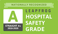 Leapfrog Straight 'A' badge 2018-2020