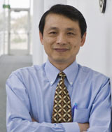 ping wang md, director of the uci health diabetes center