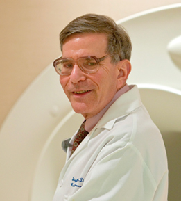 UCI Health breast imaging expert Dr. Stephen A. Feig
