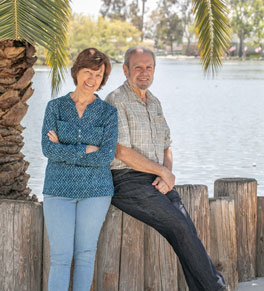 weight management patients michael bare and his wife lorna