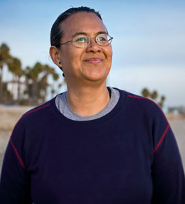 uci health colorectal cancer patient claudia sanchez