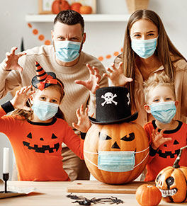 Halloween can still be fun during a pandemic if you think creatively.