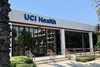 Entrance to the new UCI Health Family Health Center — Anaheim at 2441 W. La Palma Ave., Anaheim, CA 92801