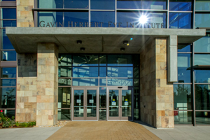 UCI Health Gavin Herbert Eye Institute entrance