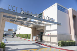 uci health santa ana family health center