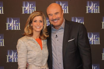 Dr. Kerry Burnight and Dr. Phil McGraw