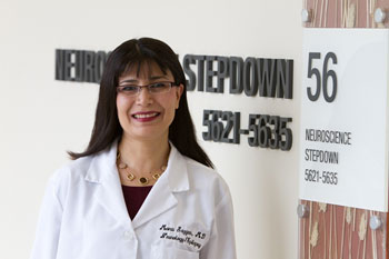 Dr. Mona Sazgar, UC Irvine Comprehensive Epilepsy Program