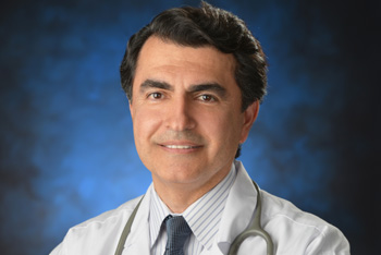 Dr. Kamyar Kalantar-Zadeh, chief, Division of Nephrology and Hypertension, UC Irvine Health School of Medicine