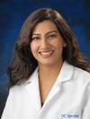 Dr. Shruti Gohil, UCI Health associate medical director of epidemiology and infectious disease