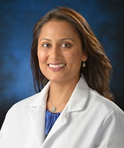 UCI Health pain management specialist Dr. Shalini Shah