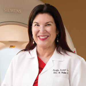 Dr. Alice Police, UCI Health breast specialist