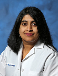 UCI Health pain management expert Dr. Padma Gulur
