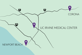 UC Irvine Health Newport and Corona locations