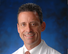 Dr. Michael Stamos, interim dean of the UCI Health School of Medicine
