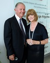 Allergan founder Gavin Herbert and his wife, Ninetta, have pledged $5 million to advance retinal research at UCI Health Gavin Herbert Eye Institute, the academic eye care center named in his honor.
