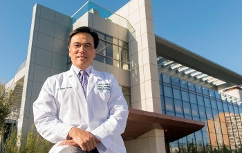 Dr. Kenneth Chang of UC Irvine Health