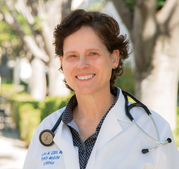 UC Irvine geriatrician Dr. Lisa M. Gibbs is named Orange County's 2017 Physician of the Year.