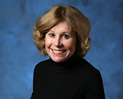 Dr. Susan M. O'Brien is a UCI Health hematologist-oncologist and director of the Sue and Ralph Stern Center for Cancer Clinical Trials.