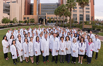 UCI Health physicians of excellence 2018