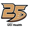 Anaheim Ducks presented by UCI Health