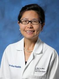 UCI Health neurosurgeon Li-Mei Lin, MD