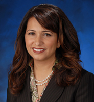 Shaista Malik, MD, Cardiologist and director of UCI Healthcare's Preventive Cardiology Program
