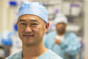 UCI Health Neurosurgeon Frank P.K. Hsu, MD, PhD
