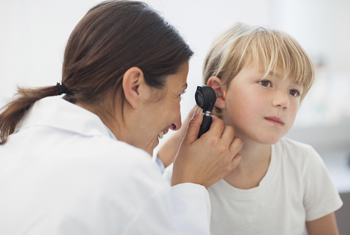 Treating ear infections