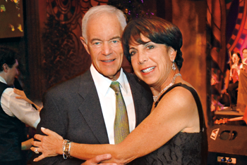 Sue and Ralph Stern, spinal cord cancer