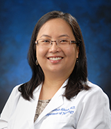 Dr. Hermelinda Abcede is a UCI Health neurologist who specializes in vascular neurology.