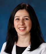 Dr. Deniz Akay Urgun is a UCI Health radiologist who specializes in diagnostic and cardithoracic radiology.