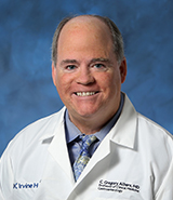 Dr. C. Gregory Albers, UCI Health gastroenterologist