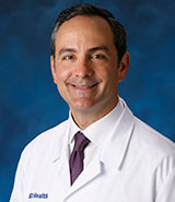 UCI Health colorectal surgeon Dr. Joseph C. Carmichael