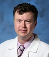UCI Health medical oncologist Dr. Robert M. Carroll