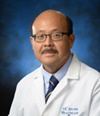 UCI Health clinical pathologist Jefferson Chan, MD, PhD