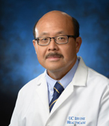 UC Irvine Health clinical pathologist Jefferson Chan, MD, PhD