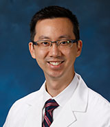 Dr. Samuel Chen is a UCI Health surgeon who specializes in vascular surgery.