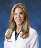 UCI Health physician Gretchen Conroy specializes in diagnostic radiology.