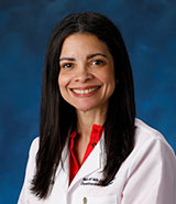 Dr. Maria Del Valle Estopinal is a board-certified UCI Health ophthalmologist and pathologist who specializes in treating diseases of the eye and their pathology.