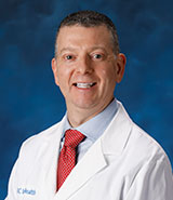 UCI Health cardiologist Dr. David Donaldson specializes in cardiac electrophysiology.