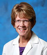 UCI Health physician Lynn Hunt specializes in pediatrics and primary care.