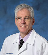 Dr. William Karnes, UC Irvine Health gastroenterologist and colon cancer screening specialist