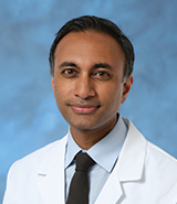 Dr. Sanjay Kedhar is a UCI Health ophthalmologist.