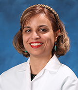 UCI Health physician Katayoun Khalighi specializes in family and geriatric medicine