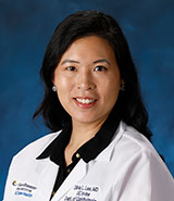 Dr. Olivia Lee is a UCI Health ophthalmologist who specializes in cornea surgery.