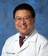 UCI Health family medicine specialist Dr. Samuel C. Lin