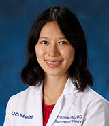 Christina Ling, MD, UCI Health gastroenterologist