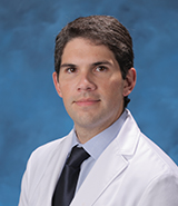Dr. Javier Longoria is a UCI Health pulmonologist who specializes in lung diseases and disorders.