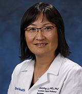 Dr. Xiaoying Lu is a UCI Health neurologist who specializes in epilepsy treatment.